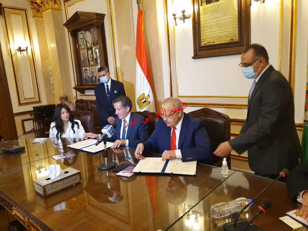 لأنشاء مقر لها بجامعة القاهرةالتعليم العالي توقع اتفاقية تعاون مع الوكالة الجامعية للفرنكوفونية بقلم ليلي حسين