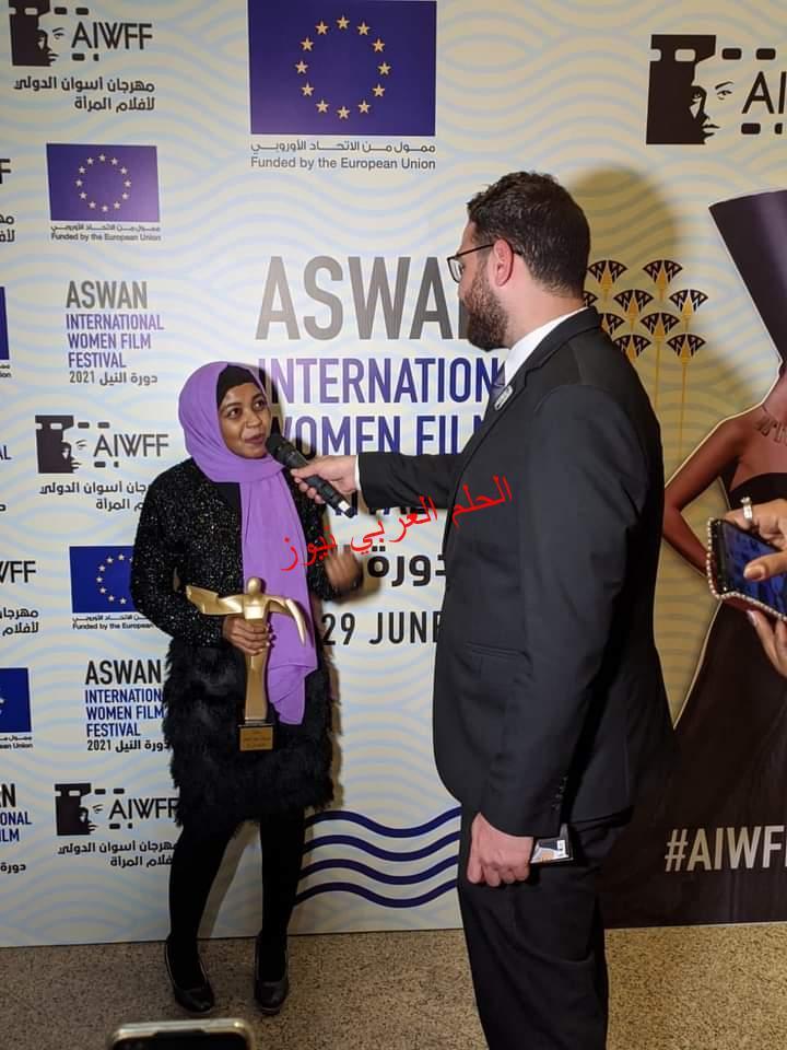 """فيلم """"Ashoura""""للمخرجة أسماء يعقوب يفوز بجائزة أفضل فيلم"""