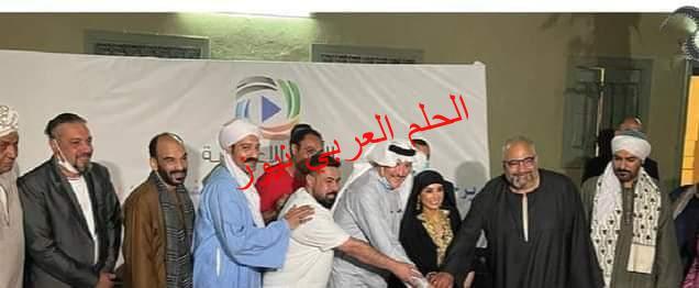 زيارة سفير المملكة العربية السعودية لمدينة الإنتاج الإعلامي