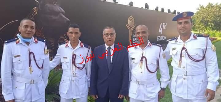حدث مهم وانجاز كبير وحضور بارز مصر في العيون و هذا الاهم..