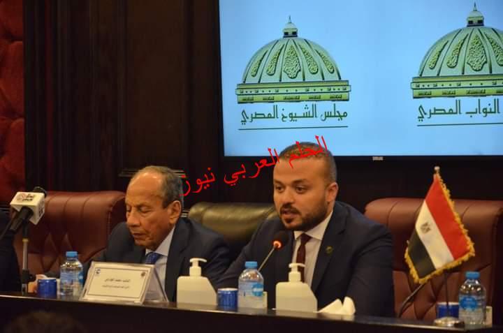 النائب محمد الجارحي يناقش تحديات وفرص الرياضة المصرية فى ندوة مستقبل وطن