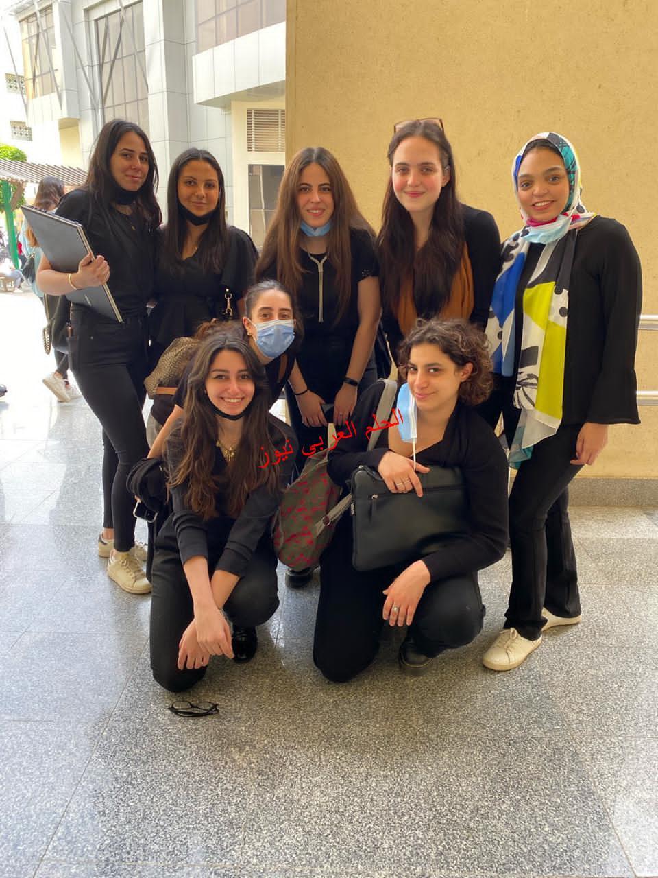 الأولى من نوعها في مصر طلاب جامعة مصر الدولية يطلقون حملة للتوعية عن ظاهرة شلل النوم.