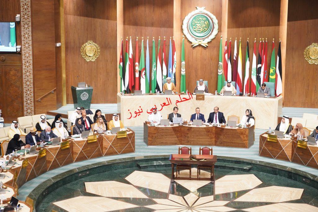 البرلمان العربي المجتمع الدولي يتحمل مسؤولياته في التصدي لمثل هذه الاعتداءات الحوثية الإسرائيليين ليلي حسين