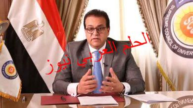 محو أمية (300) ألف مواطن خلال الفترة من عام 2014 إلى 2021. وزير التعليم العالى يتلقى تقريرًا حول جهود الجامعات المصرية فى محو الأمية  . بقلم ليلي حسين