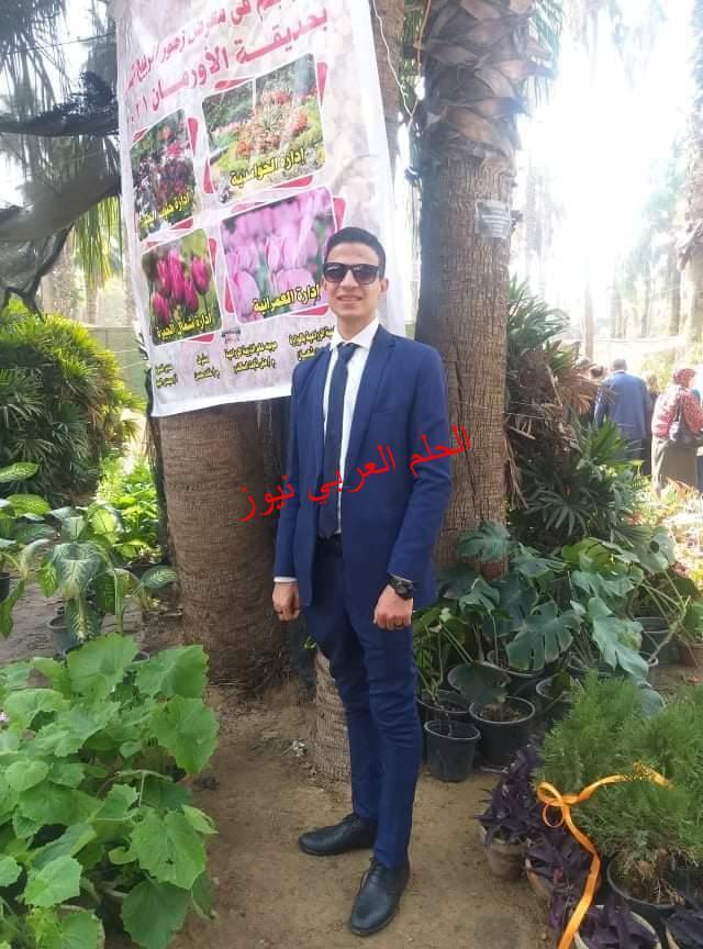 من أحضان الريف المصري كيرلس ابراهيم يفتح نافذه الأمل للشباب