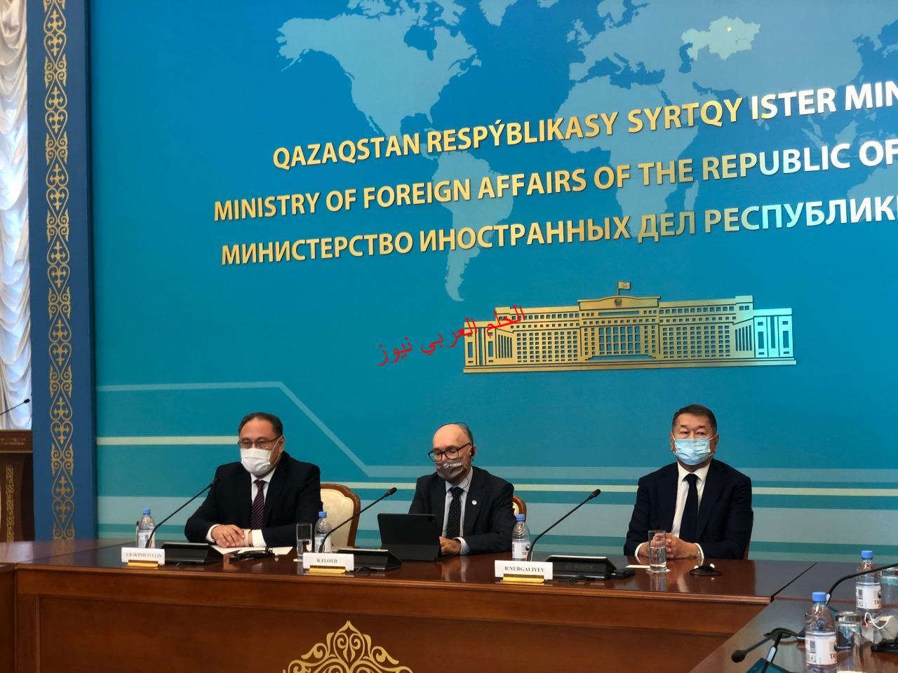 كازاخستان والعالم يحتفلون بالذكرى الـ 30 لإغلاق ثاني أكبر موقع نووي في العالم