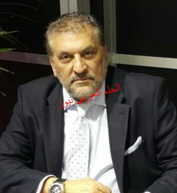 رئيس حماية التجارة الالكترونية علي حجره ينعى رجل الأعمال جهاد الغزالي