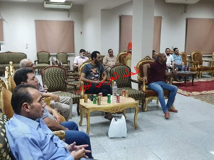 """"""" نصر """" تطلق مبادرة لتجميع صفوف أعضاء نادي قارون قبل بدء الانتخابات"""