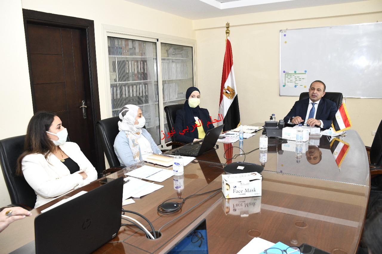 وزارة التخطيط تعقد ورشة عمل إطلاق الأنشطة التجريبية لقياس التدفقات المالية غير المشروعة في مصر (بحضور ممثلي الأمم المتحدة والشركاء الدوليين:) بقلم ليلي حسين