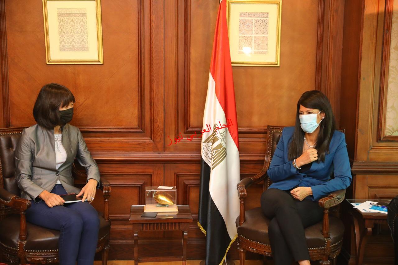 وزيرة التعاون الدولي: الاستثمار في رأس المال البشري على رأس أولويات الدولة المصرية بقلم ليلي حسين