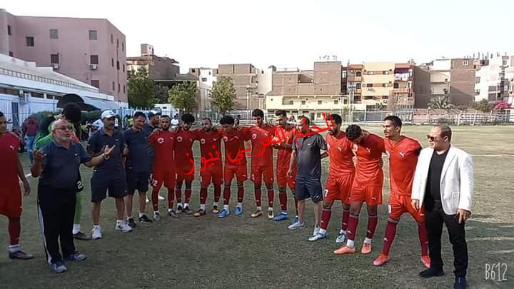 منتخب الفيوم يصعد للنهائى فى كأس المناطق لكرة القدم  بالاقصر