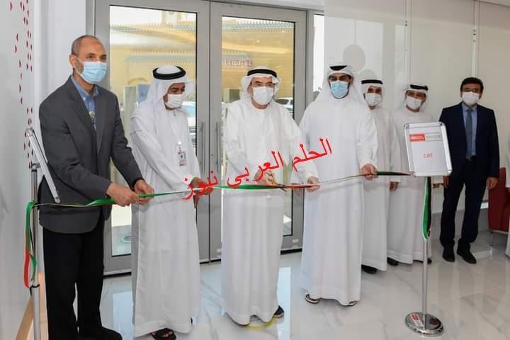 زكي نسيبة يفتتح مبنى الدراسات العليا الجديد في أبوظبي