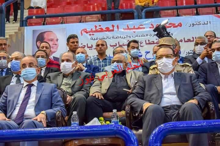 الشرقية: تحتفل اليوم محافظة الشرقية بعيدها القومي
