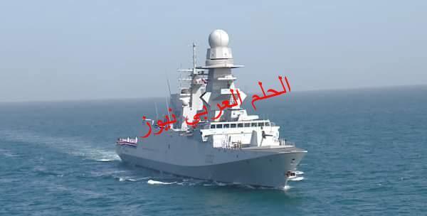 ختام فعاليات التدريب البحرى المصرى _ الإماراتى المشترك ( زايد – 3 )