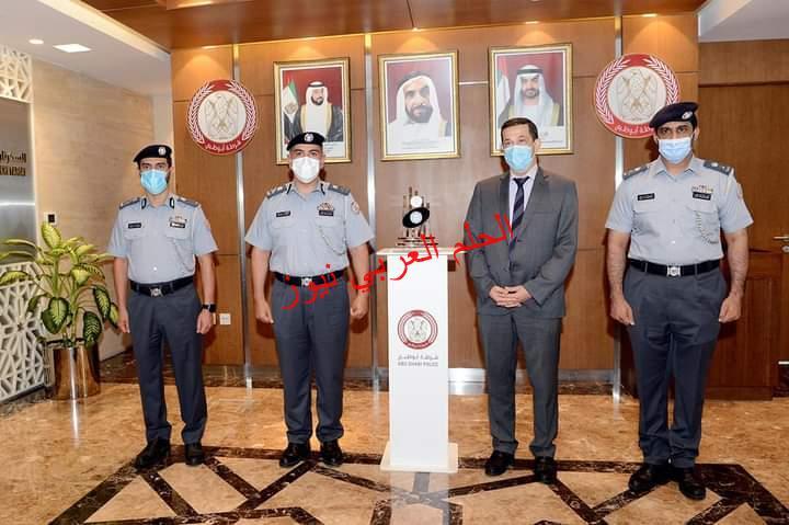 شرطة ابوظبي أول جهة في العالم تحصل على اعتراف دولي في المرونة المؤسسية من Icor