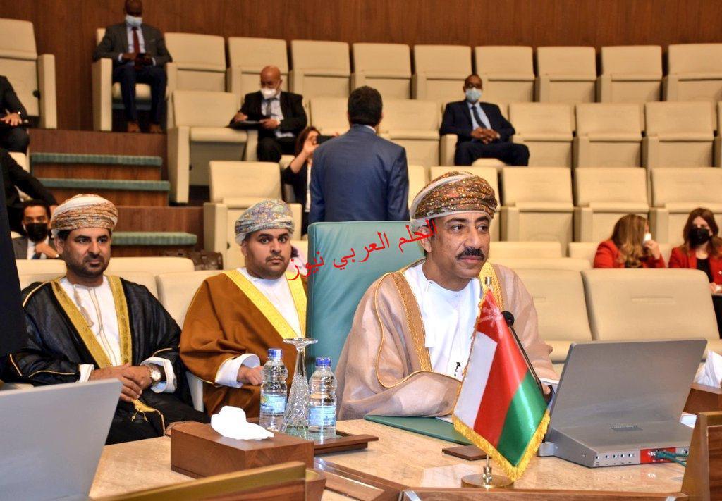 سلطنة عُمان تُشارك في اجتماع مجلس الجامعة العربية على مستوى المندوبين الدائمين