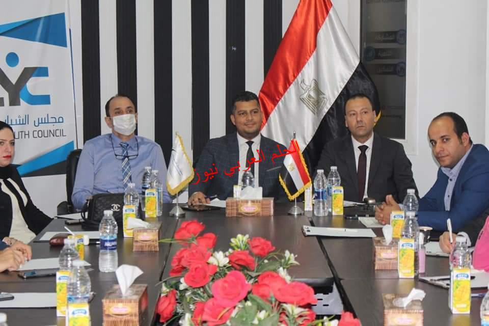 مجلس الشباب المصري يناقش الإستراتيجية الوطنية لحقوق الإنسان