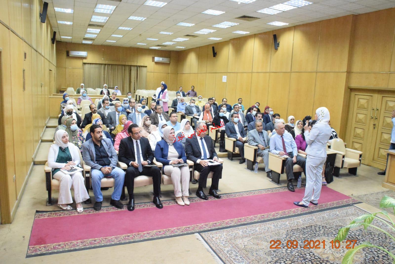 وزارة التموين … اثنين من العاملين بالوزارة وصلوا للتصفية النهائية لجائزة التميز الحكومي .بقلم ليلي حسين