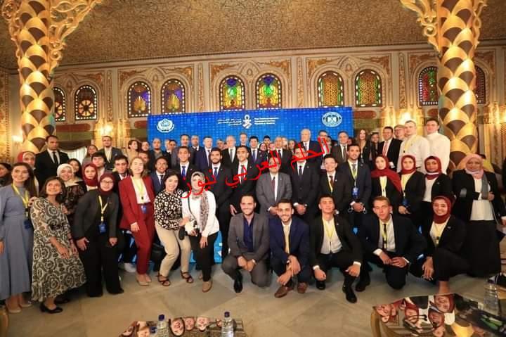 من قصر محمد علىانطلاق منتدى الشباب المصرى الروسى