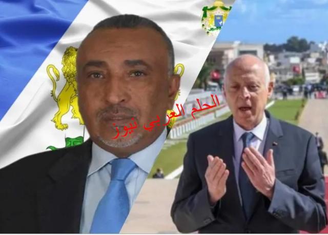 سمو الأمير رئيس وزراء مملكة اطلانتس الجديدة يرسل تهنئة لرئيس تونس قيس سعيد و للشعب التونسى بمناسبة ذكرى عيد الجلاء.